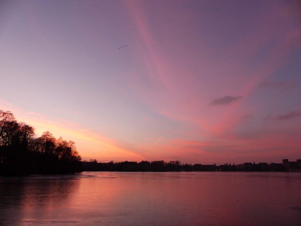 Frieden, so weit wie mein Himmel, Foto (c)Frau Feder - Corina Gildemeister